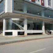 9 Marla Shop For Rent in Bahria Town - Civic Centre, Bahria Town Rawalpindi