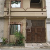 3 Bed 3 Marla House For Sale in Pak Arab Housing Society - Block B, Pak Arab Housing Society Phase 1