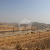 10 Marla Commercial Plot For Sale in Bahria Town Karachi, Karachi