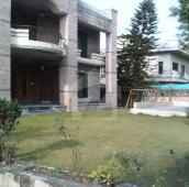 9 Bed 3.55 Kanal House For Sale in F-8, Islamabad