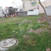 10 Marla Residential Plot For Sale in Formanites Housing Scheme, Lahore