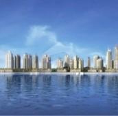 243 Sq. Yd. Flat For Sale in Crescent Bay, DHA Phase 8