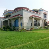 6 Bed 2 Kanal Farm House For Sale in Canal Road, Faisalabad