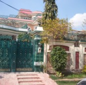 5 Bed 1 Kanal House For Sale in Muslim Town, Faisalabad