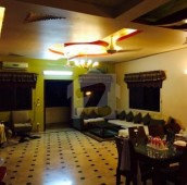 4 Bed 400 Sq. Yd. Upper Portion For Sale in PECHS Block 2, PECHS