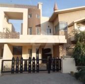 4 Bed 10 Marla House For Sale in Bahria Town - Safari Villas, Bahria Town - Sector B