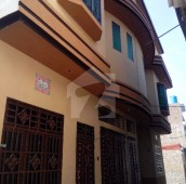 4 Bed 2 Marla House For Sale in Bamba Road, Peshawar