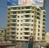 3 Bed 1,500 Sq. Ft. Flat For Sale in Shaheed Millat Road, Karachi
