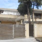 7 Bed 1 Kanal House For Sale in Hayatabad Phase 4, Hayatabad