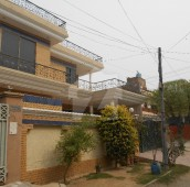 4 Bed 8 Marla House For Sale in Sher Zaman Town, Sargodha