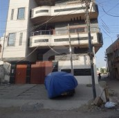 3 Bed 233 Sq. Yd. Lower Portion For Sale in North Nazimabad - Block L, North Nazimabad