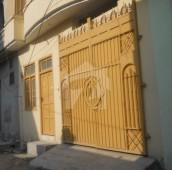 3 Marla House For Sale in Arbab Sabz Ali Khan Town, Peshawar
