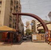 3 Bed 1,525 Sq. Ft. Flat For Rent in Gulshan-e-Iqbal - Block 13/D-2, Gulshan-e-Iqbal