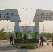 2.22 Kanal Residential Plot For Sale in Margalla View Society - Block D, Margalla View Housing Society
