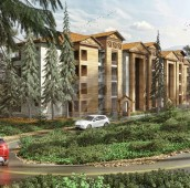 3 Bed 2,493 Sq. Ft. Flat For Sale in Ombi Heights, Nathia Gali Road