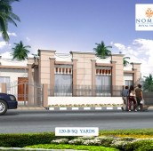 2 Bed 120 Sq. Yd. House For Sale in Noman Royal City, Surjani Town