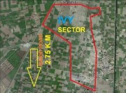 IVY SECTOR PHASE 8 LOCATION