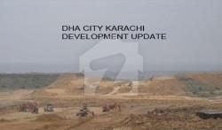 500 Sq. Yd. Residential Plot For Sale in DHA City Karachi Karachi