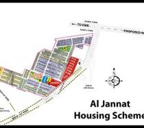 Al Jannat Housing Scheme Lahore
