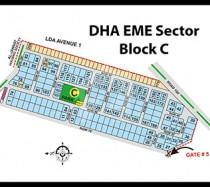 EME Society - Block C Lahore