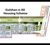 Gulshan-e-Ali Housing Scheme Faisalabad