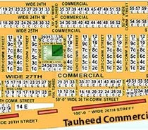 Tauheed Commercial Area Karachi
