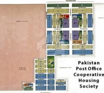 Pak Post Office Society Karachi