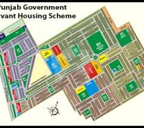 Punjab Govt. Servants Housing Foundation Faisalabad