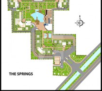 The Spring Apartment Homes Lahore