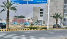 PRIME LOCATION Kanal Residential Plot No 608 For Sale In Phase 8 DHa Defence