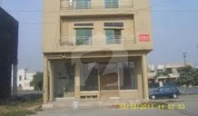 Defence Commercial 7 Marla Full Plaza On Rent Zero Meter In Phase 1