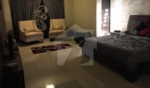 F-11 Abu Dhabi 1 Bed Studio Apartment For Rent Fully Furnished