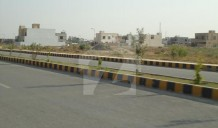 Dha 9 Town Good  Nice Location Plot In Block C 5 Marla