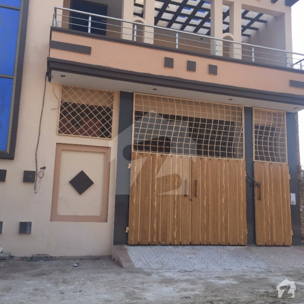 Latest House Designs In Pakistan: Well Designed House For Sale New Islampura, Toba Tek Singh