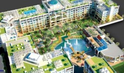 2 Bed 1,000 Sq. Ft. Flat For Sale in The Spring Apartment Homes Lahore