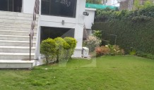 House Available For Rent Preferable For Foreigners In F-7 Islamabad