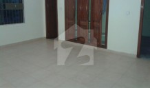 3 Beds Ground Portion For Rent Having D/D, Lounge, kitchen, S/Q and Car Parking