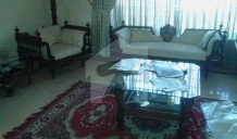 E-11 Fully Furnished House For Rent - 4 Beds D/D, t.v lounge, kitchen Servant Car Parking