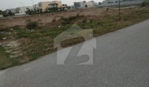 Pair One Kanal Residential Plot No 504 And 505 W Is Available For Sale In Dha Phase 8