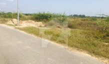Hot Deal 5 Marla Plot No 1555 For Sale In Phase 9 Prism Dha