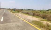 Near Park 70 Feet Road 20 Marla Plot No 521 For Sale In Phase 8 Dha