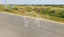 150 Feet Road Kanal Plot No 673 For Sale With All Paid