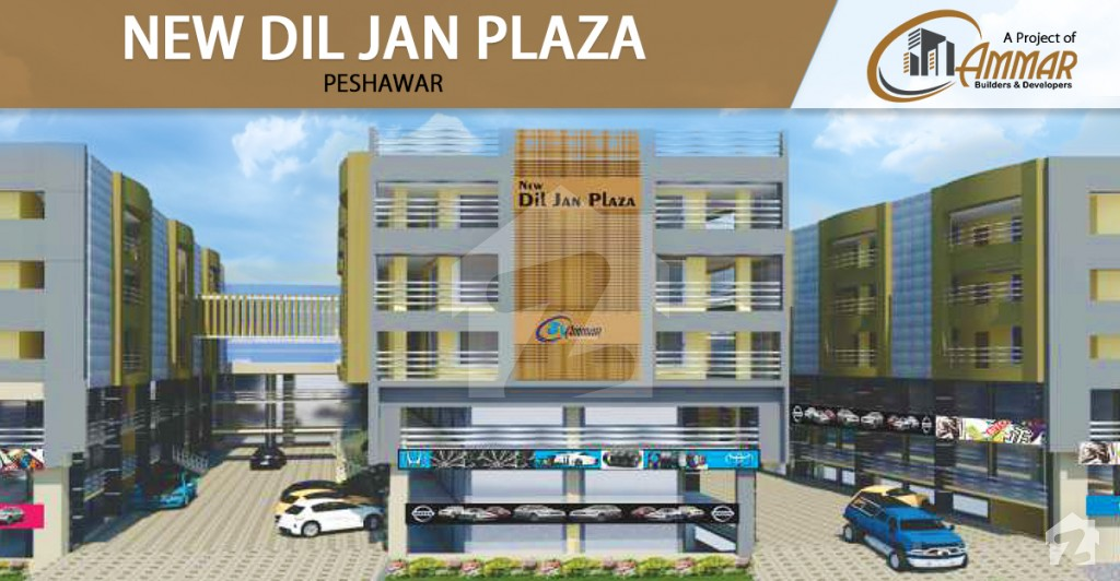 New Dil Jan Plaza