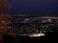 Islamabad, view from Margalla Hills