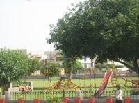 Beautiful park in Johar Town