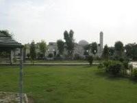 Green landscape of Wapda Town
