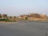 Wide raod network in Johar Town