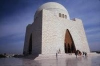 Maza-e-Quaid in Karachi