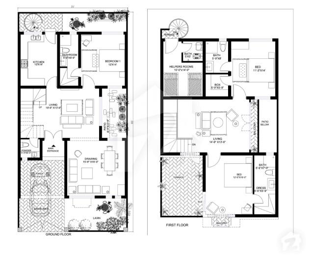 8 marlas spanish floor plans