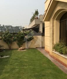 1 Kanal House For Sale in EME Society - Block G, EME Society